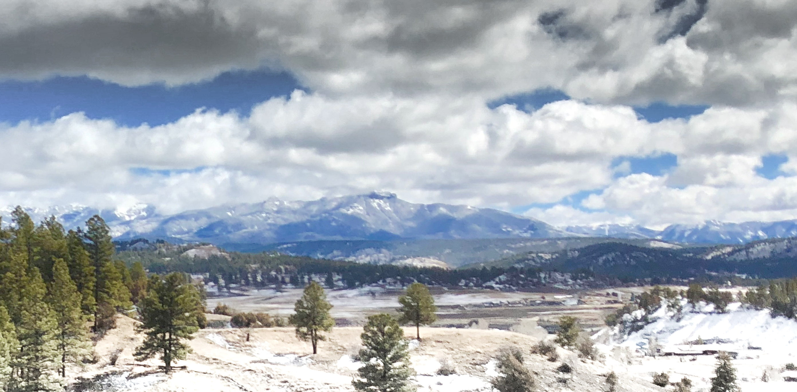 Pagosa Mesa View