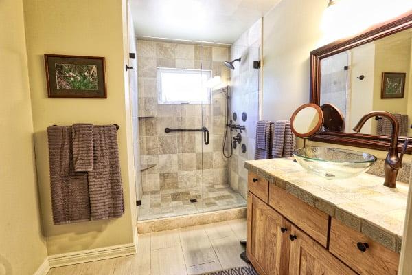 Mesa Bath 600
