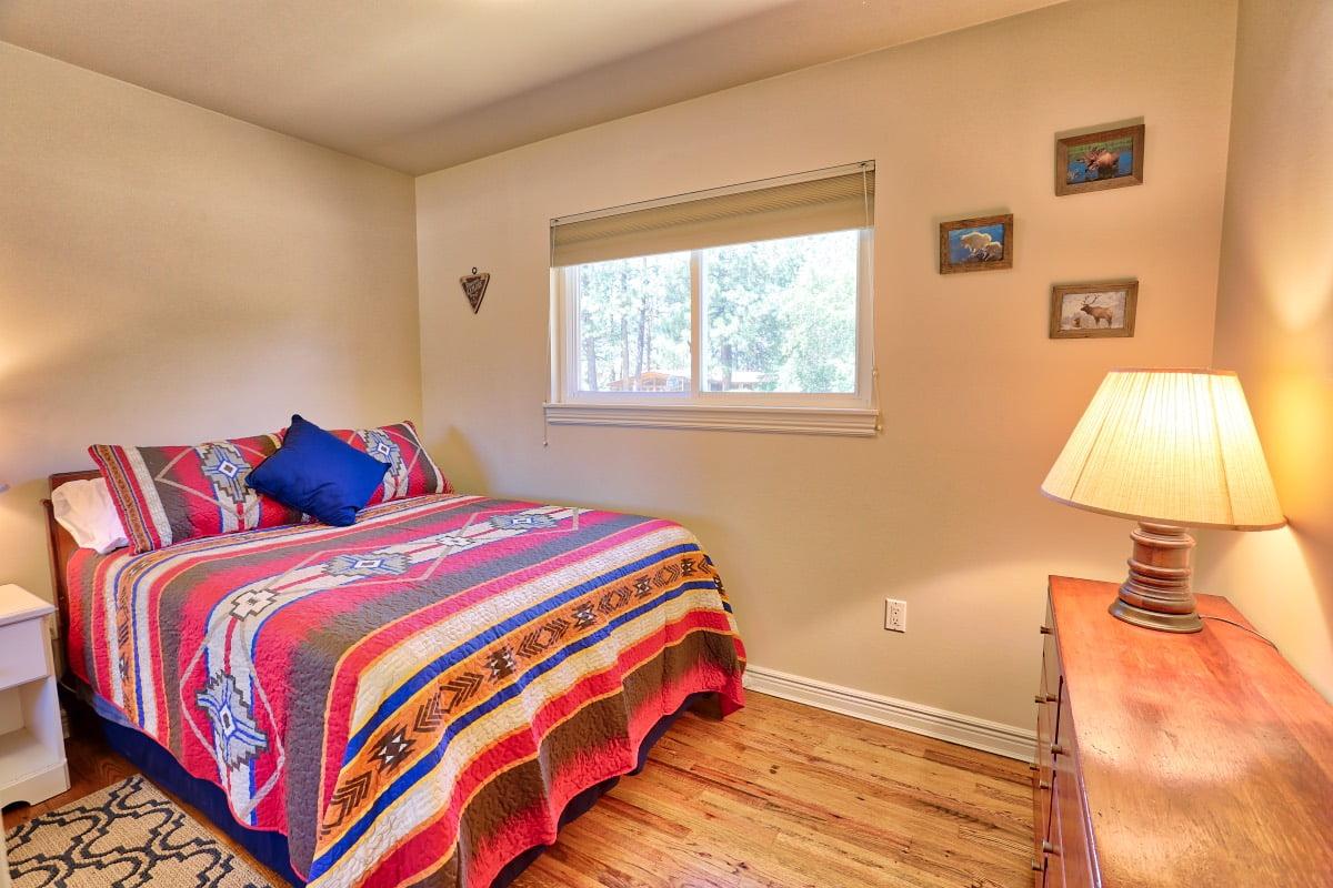 Mesa Bed 3. 1200