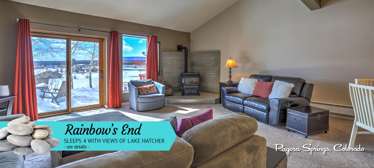 Rainbow's End  |  Updated Condo With View of Lake